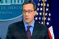White House Deputy Press Secretary Tony Fratto, Nov 26