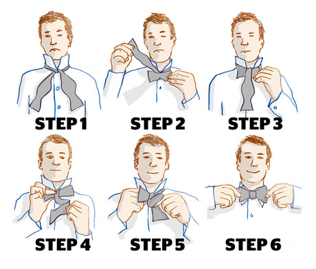 How to use tie