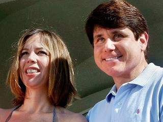 The arrest of Illinois Gov. Rod Blagojevich on Tuesday also focused attention on his wife Patricia. Though the first lady has not been accused of any wrongdoing, she has been under investigation before and emerges through quotes in the federalaffidavit as an enabler of her husband's corruption.