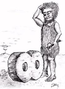 caveman-dumb