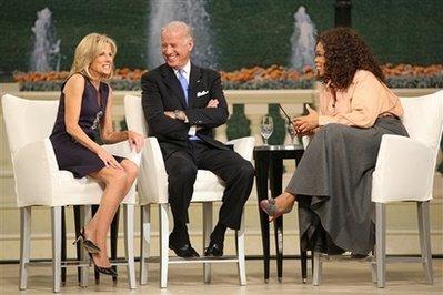 Biden Oprah