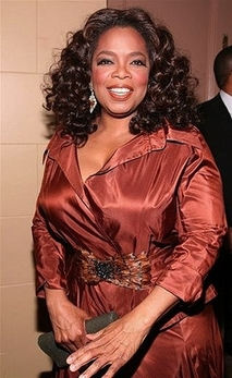 AFP/Getty Images/File – Oprah Winfrey, seen here on December 3, 2008, attends the opening night performance celebrating Alvin …