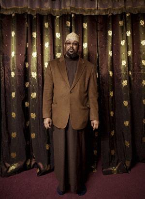 Sheik Abdirahman Ahmed, of the Abubakar As-Saddique Islamic Center, in Minneapolis
