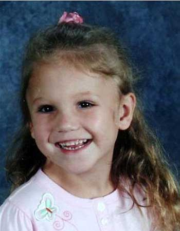 Feb. 10: This recent photo released by the Putnam County Sheriff's Office shows Haleigh Cummings, 5, of Satsuma, Fla. An Amber Alert was issued on Tuesday after Cummings went missing from her home Tuesday night.