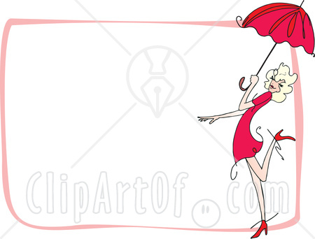 29080_sexy_blonde_woman_in_a_pink_dress_and_heels_kicking_her_leg_back_and_holding_an_umbrella_in_a_text_box