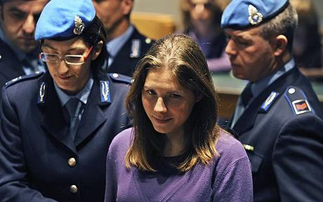amanda knox trial update 2011. Amanda Knox Trial Begins