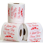 "JustPaperRoses, Inc. - Is there a better way to say ""I Love You From Top To Bottom""?"