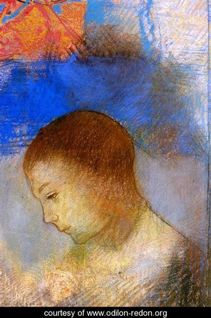 Portrait-Of-Ari-Redon-In-Profile