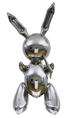 JEFF KOONS 'RABBIT'