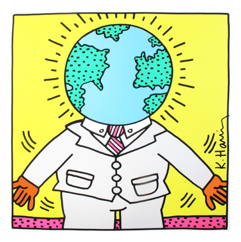 10559-134--keith-haring-universal-man-aka-global-man-serigraph